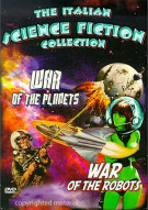 Italian Science Fiction Collection, The: War Of The Planets/ War Of The Robots Movie