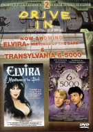 Elvira, Mistress Of The Dark / Transylvania 6-500 (Drive-In Double Feature) Movie