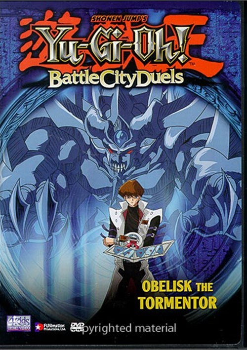 Yu-Gi-Oh!: Battle City Duels - Obelisk The Tormentor Movie