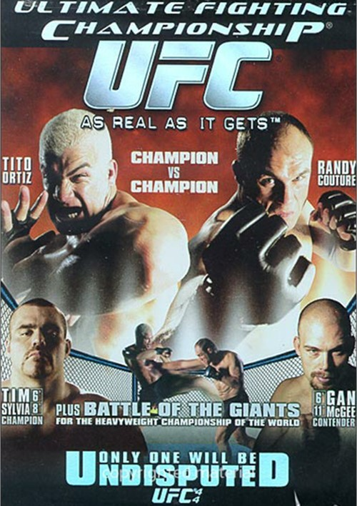UFC 44: Undisputed Movie