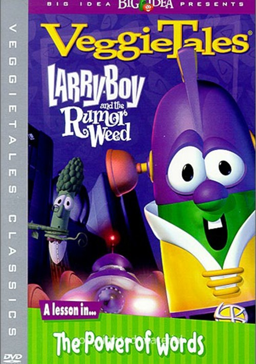 Veggie Tales: Larry-Boy And The Rumor Weed Movie