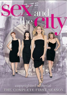 Sex And The City: The Complete First Five Seasons & Season 6 Part 1 Movie