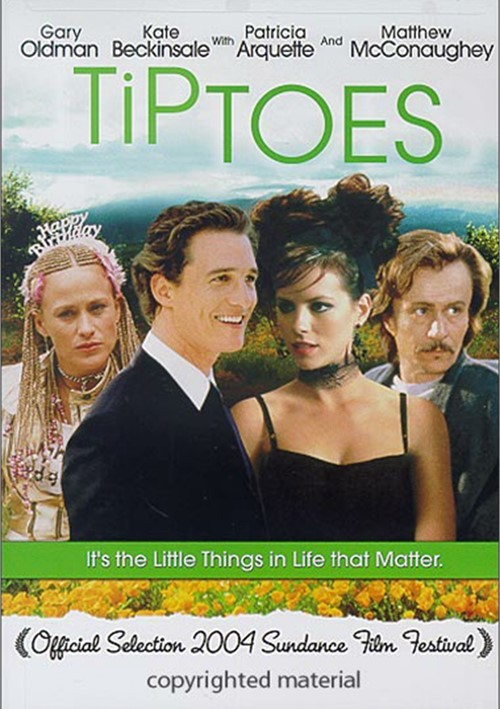 Tiptoes Movie