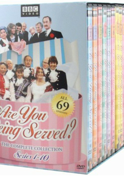 Are You Being Served?: The Complete Collection - Series 1 - 10 Movie