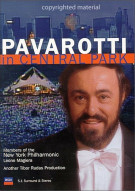 Pavarotti: In Central Park Movie