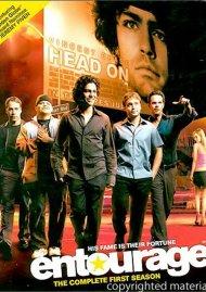 Entourage: The Complete First Season Movie