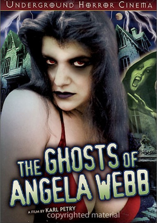 Ghosts of Angela Webb, The Movie