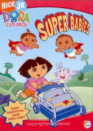 Dora The Explorer: Super Babies Movie