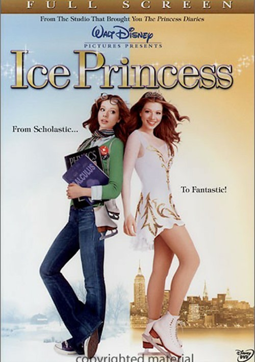 Ice Princess (Fullscreen) Movie