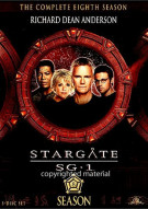 Stargate SG-1: The Complete Eighth Season Movie