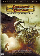 Dungeons & Dragons: Wrath Of The Dragon God Movie