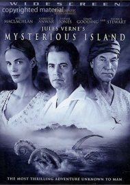 Mysterious Island (Widescreen) Movie