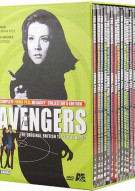Avengers, The: The Complete Emma Peel Megaset Collectors Edition Movie