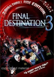 Final Destination 3: 2 Disc Thrill Ride Edition (Widescreen) Movie