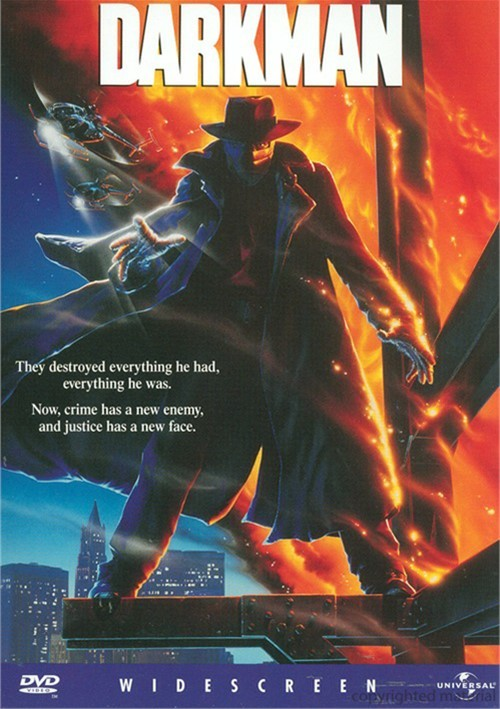 Darkman Movie