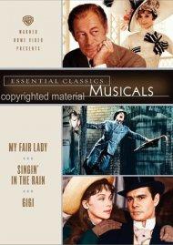 Essential Classics: Musicals Movie