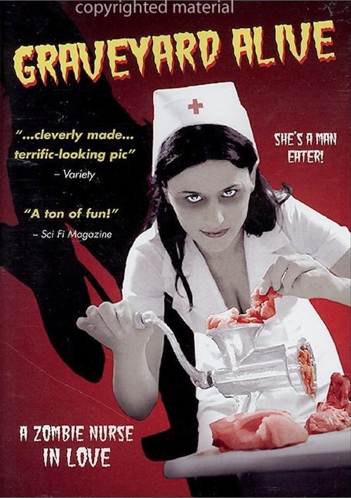 Graveyard Alive Movie