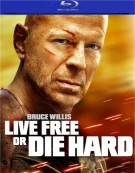 Live Free Or Die Hard Blu-ray