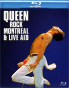 Queen Rock Montreal & Live Aid Blu-ray
