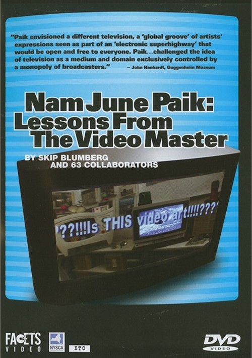 Nam Jun Paik: Lessons From The Video Master Movie