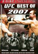 UFC Best of 2007  Movie