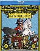 Adventures Of Baron Munchausen, The: 20th Anniversary Edition Blu-ray