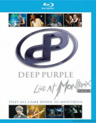 Deep Purple: Live At Montreux 2006 Blu-ray