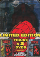 Hellboy Animated Limited Edition 2 Pack Movie