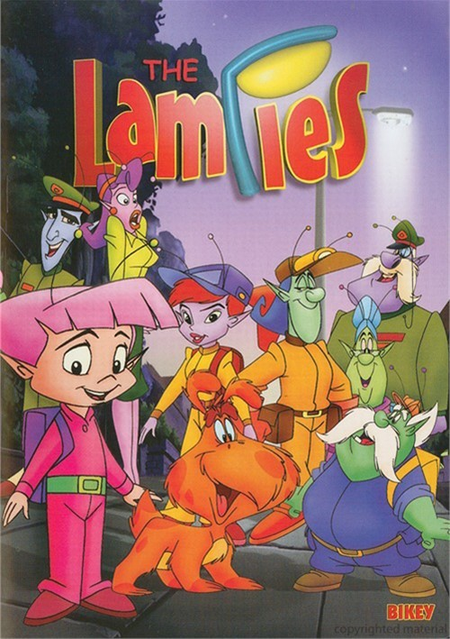 Lampies, The: Lampies Movie