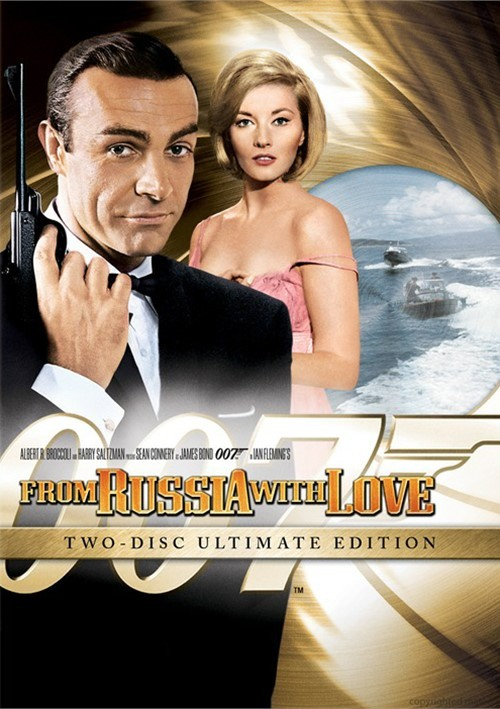 From Russia With Love: Ultimate Edition Movie
