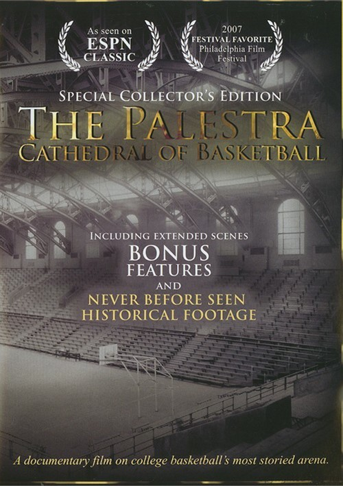 Palestra, The: Cathedral Of Basketball Movie
