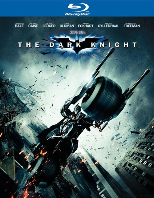 Dark Knight, The Blu-ray