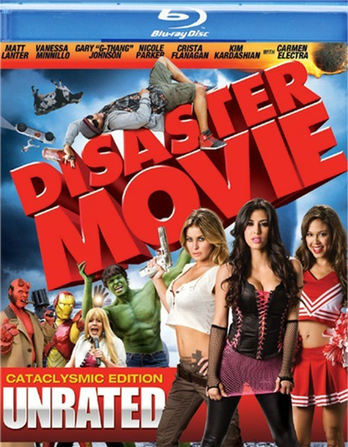 Disaster Movie: Cataclysmic Edition - Unrated Blu-ray