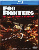 Foo Fighters: Live At Wembley Stadium Blu-ray