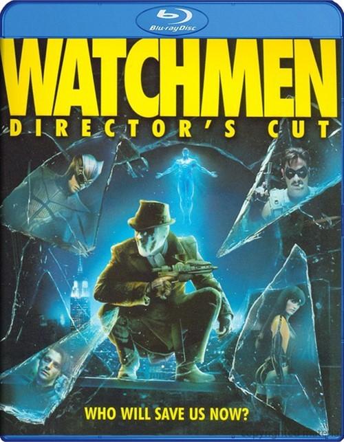 Watchmen: Directors Cut Blu-ray