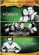 Coleccion Pedro Infante: La Trilogia De Pepe El Toro (Triple Feature) Movie