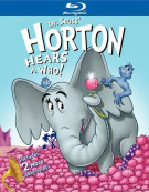Dr. Seuss Horton Hears A Who: Deluxe Collection Blu-ray