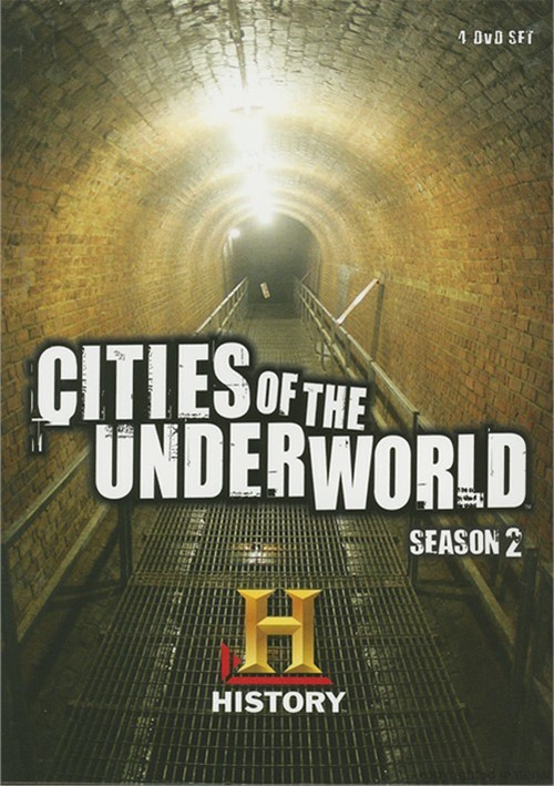 Cities Of The Underworld: The Complete Season Two Movie