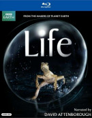 Life (Narrated By David Attenborough) Blu-ray