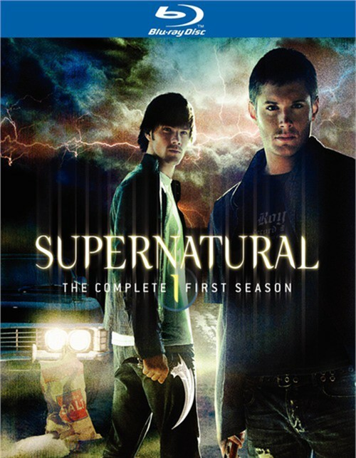 Supernatural: The Complete First Season Blu-ray