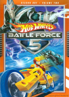 Hot Wheels Battle  5: Season 1 - Volume 2 Movie