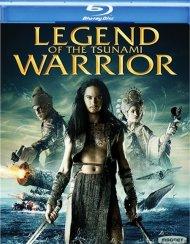 Legend Of The Tsunami Warrior Blu-ray