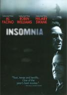 Insomnia (Widescreen) Movie