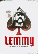 Lemmy: 49% Motherf**ker, 51% Son Of A Bitch Movie
