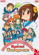 Melancholy Of Haruhi-chan Suzumiya, The & Nyoron! Churuya-san: Vol. 1 Movie