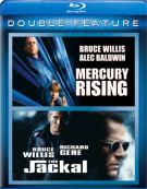 Mercury Rising / The Jackal (Double Feature) Blu-ray