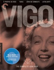 Complete Jean Vigo, The: The Criterion Collection Blu-ray
