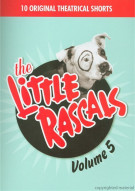 Little Rascals, The: Volume 5 Movie