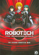 Robotech: The Masters Saga - The Second Robotech War Movie