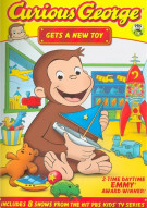 Curious George: Gets A New Toy Movie